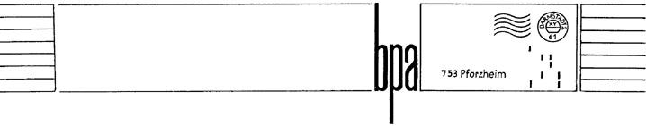 Bundesarbeitsgemeinschaft Briefpostautomation e.V.
