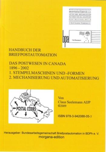 Titelseite Canada-Handbuch