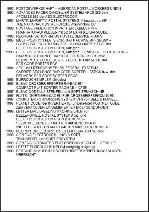 Inhaltsangabe USA-Handbuch Teil 7