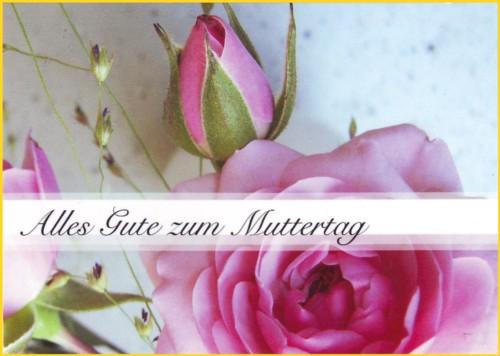 Hier eines der Bildmotive zum Muttertag aus der Bildergalerie der Telekom