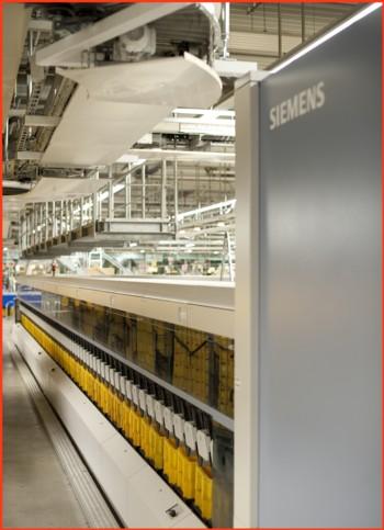 Pressefoto von Siemens - Seitenanschicht aus anderm Blickwinkel